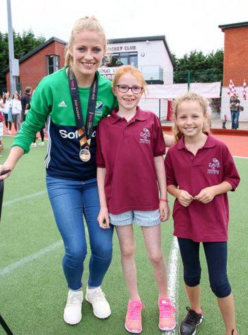 Hannah silver medal