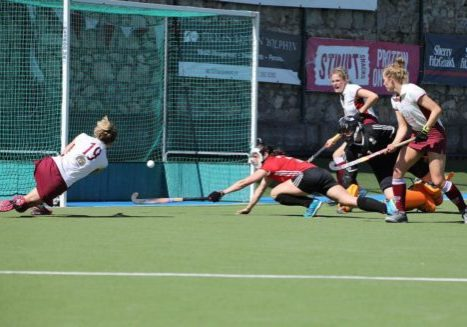 Nicci Daly scores the winner at EYHL hockey league final