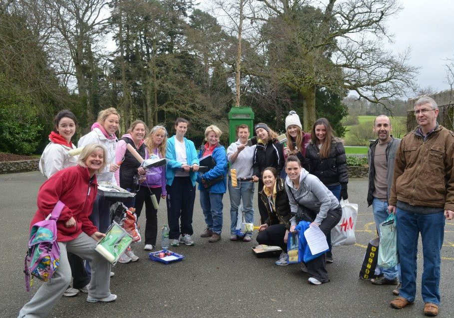 Barretstown Makeover Project