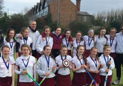 First Year B Plate Final Match Report 2016
