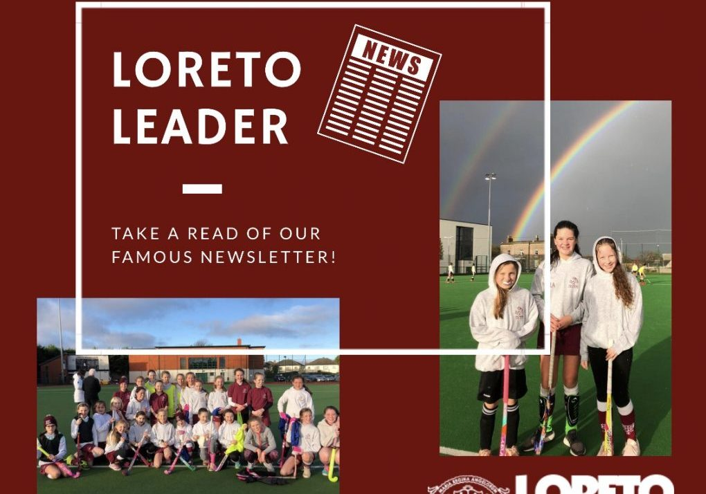 Loreto Hockey Newsletter Spring