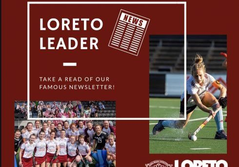 Loreto Leader May Newsletter