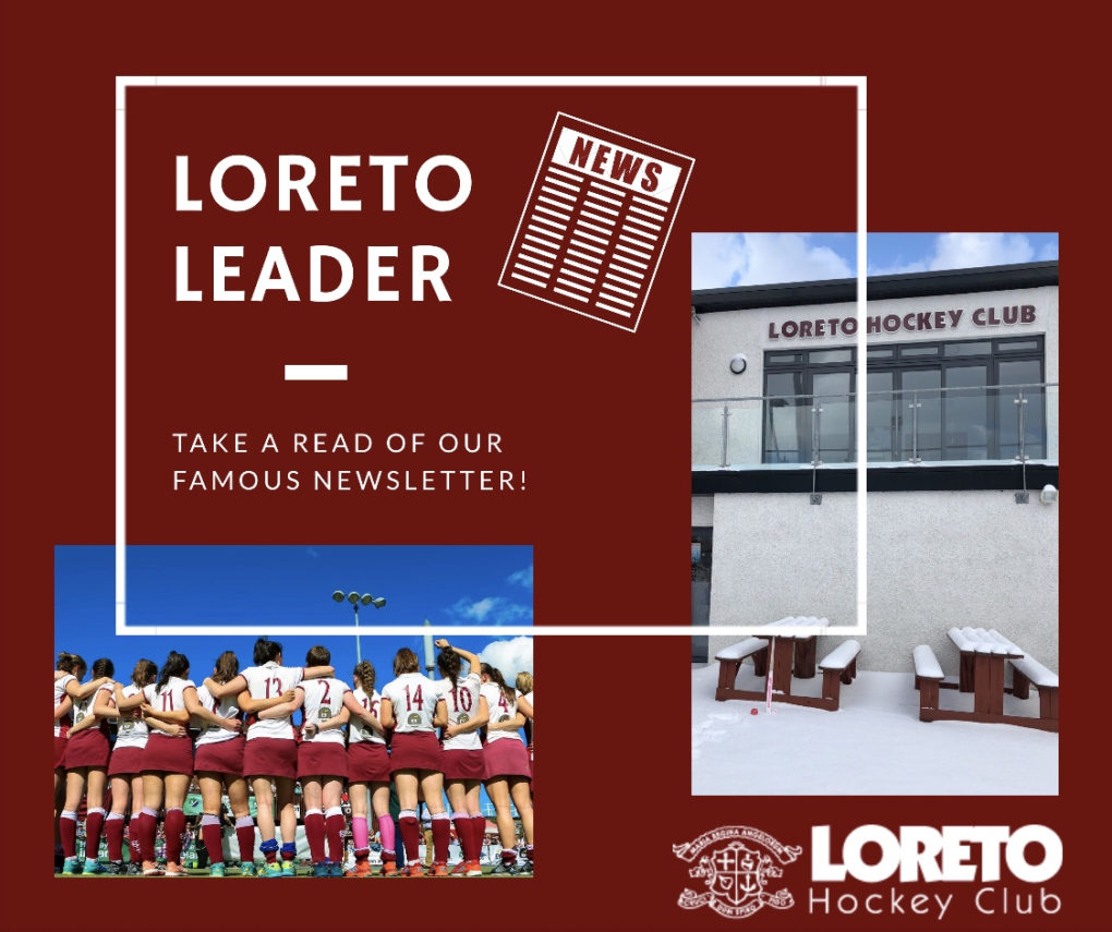 Loreto Leader Autumn 2018 edition